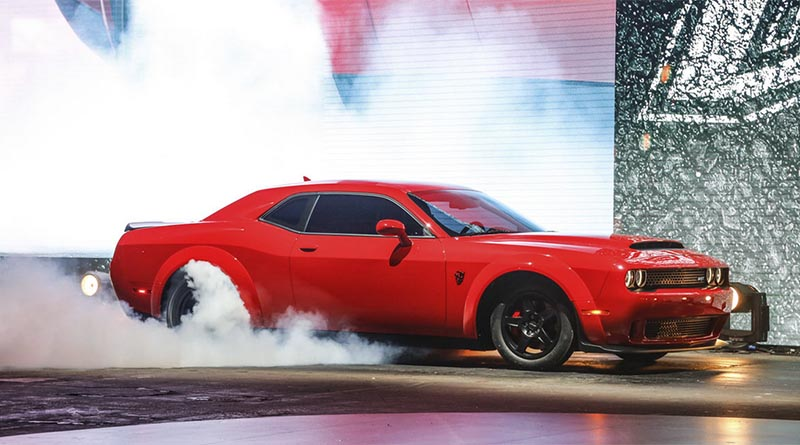 2018 Dodge Challenger Demon: Up the Ante - The Engine Block
