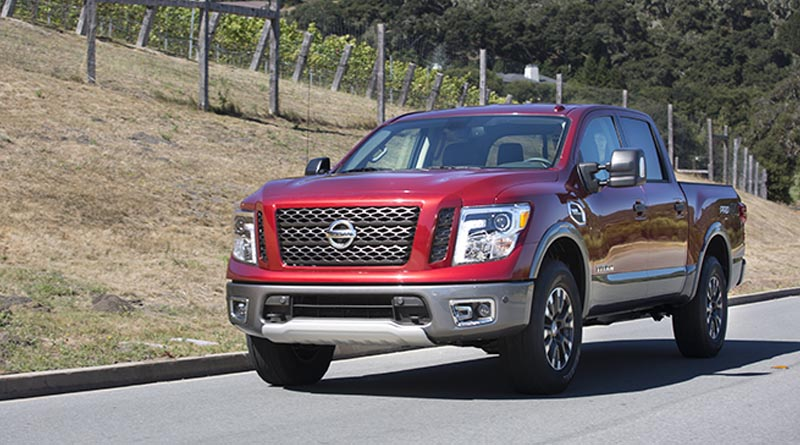 2017 nissan titan olympic power in a daily driver the. Black Bedroom Furniture Sets. Home Design Ideas
