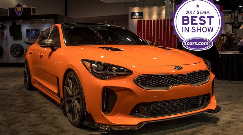 Auto Industry News Kia S The New Class Of Luxury Ford