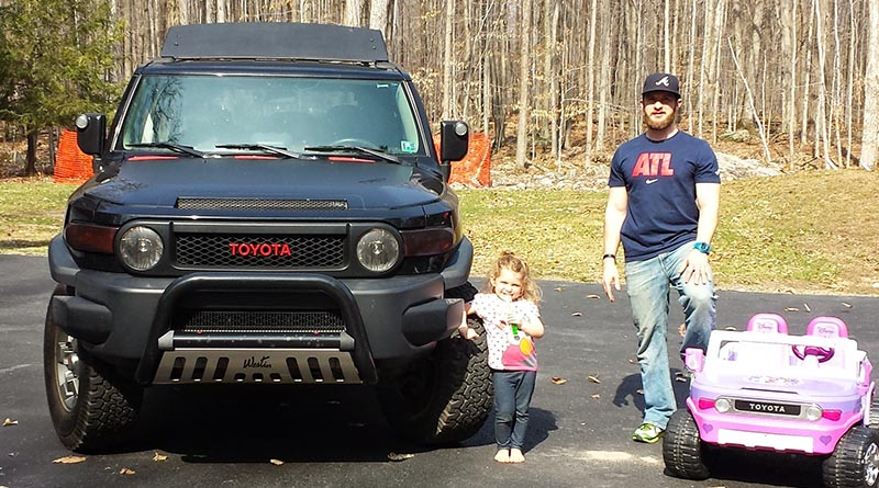 Fj Cruiser Off Road >> Down And Dirty With The Toyota Fj Cruiser The Engine Block