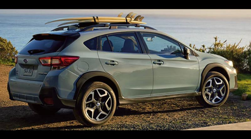 vehicle spotlight 2018 subaru crosstrek is ready for adventure the engine block. Black Bedroom Furniture Sets. Home Design Ideas