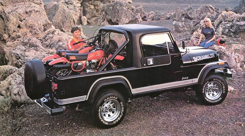 Jeep Scrambler 2019 >> Quirky Jeep Scrambler Influences Modern-Day Jeep JT - The Engine Block