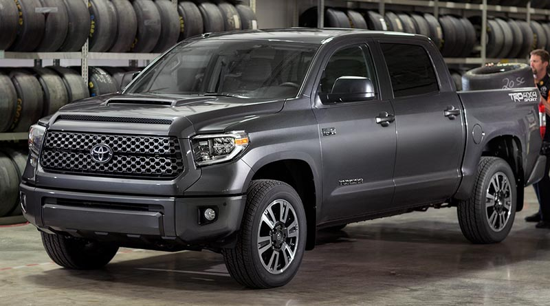 Toyota Tundra Bed Size