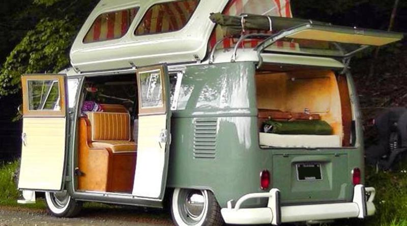 The Conversion Van: Home Is Where You Park It - The Engine ...