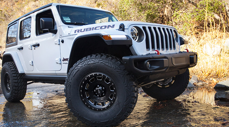 Jeep Pickup Truck 2018 >> JL Lift Kit - Rubicon Express 2.0 System - The Engine Block