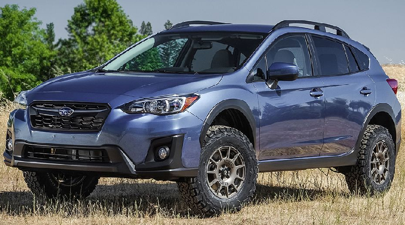 ReadyLIFT's Subaru Crosstrek Lift Kit - The Engine Block