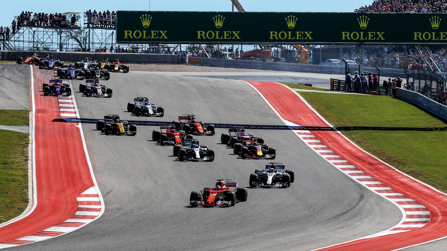 0bbb81ba9b What You Need to Know for the 2018 Formula One Grand Prix at the Circuit of  the Americas - The Engine Block