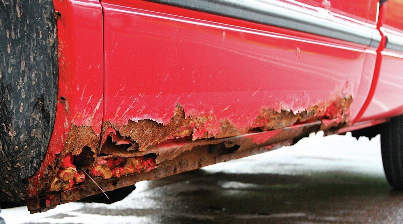 5 Prime Areas to Look for Rust - The Engine Block