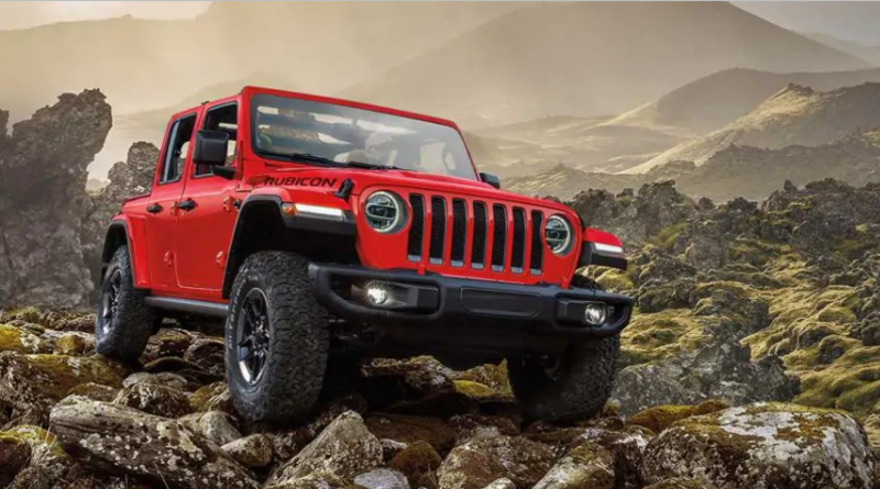 Everything You Need to Know About the Jeep Wrangler JL - The