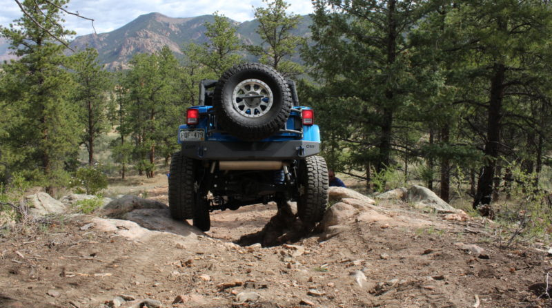 Tech Corner: Off-Road Suspension Setups, Independent vs