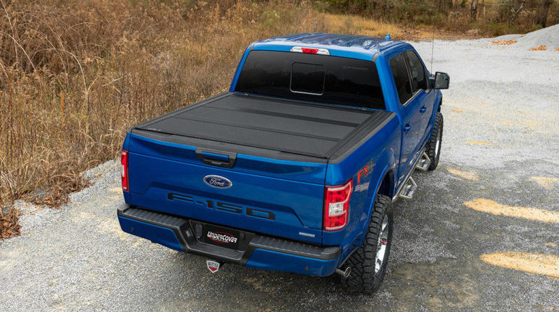 Truck Hero Family Of Brands Have Tonneau Covers Covered With