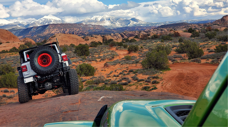 Chevy Dealer Utah >> Auto Industry News: EJS 2019 Hits Moab, Jeep Gladiator Hits Dealer Lots, and C8 Corvette Finally ...