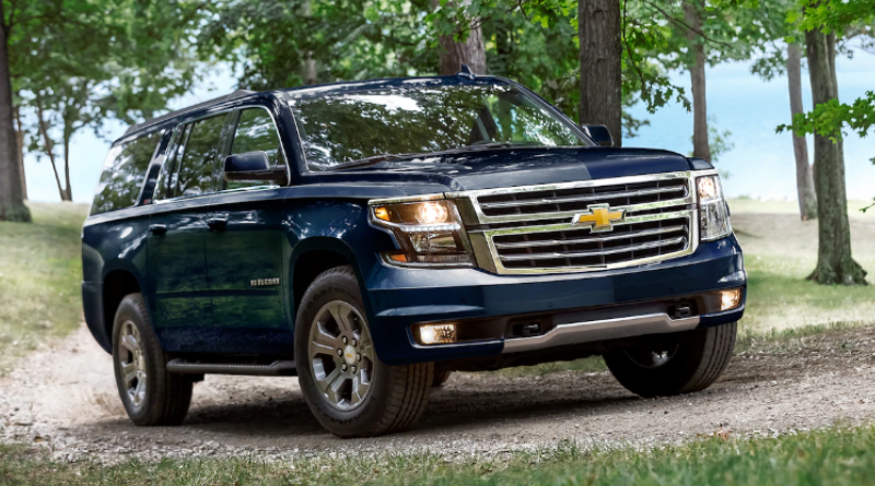 2019 Chevy Suburban Z71 Goes From 'Burbs To Backwoods ...