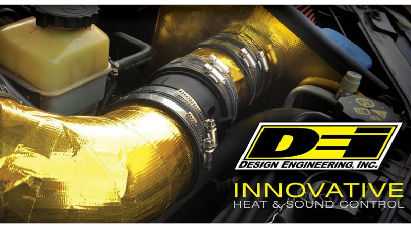 Keep it Cool with DEI Heat and Sound Insulation - The Engine